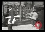 Image of pedestrians New York United States USA, 1903, second 50 stock footage video 65675073423