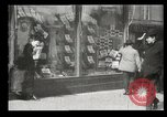Image of pedestrians New York United States USA, 1903, second 51 stock footage video 65675073423
