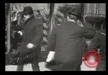 Image of pedestrians New York United States USA, 1903, second 53 stock footage video 65675073423