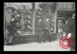 Image of pedestrians New York United States USA, 1903, second 54 stock footage video 65675073423