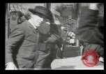 Image of pedestrians New York United States USA, 1903, second 56 stock footage video 65675073423