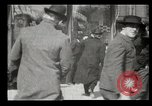 Image of pedestrians New York United States USA, 1903, second 57 stock footage video 65675073423