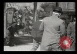 Image of pedestrians New York United States USA, 1903, second 58 stock footage video 65675073423