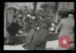 Image of pedestrians New York United States USA, 1903, second 59 stock footage video 65675073423