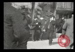 Image of pedestrians New York United States USA, 1903, second 60 stock footage video 65675073423