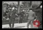 Image of pedestrians New York United States USA, 1903, second 62 stock footage video 65675073423