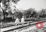 Image of Fictional movie from early in 20th Century United States USA, 1910, second 7 stock footage video 65675073424
