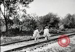 Image of Fictional movie from early in 20th Century United States USA, 1910, second 8 stock footage video 65675073424