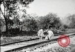 Image of Fictional movie from early in 20th Century United States USA, 1910, second 9 stock footage video 65675073424