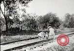 Image of Fictional movie from early in 20th Century United States USA, 1910, second 11 stock footage video 65675073424