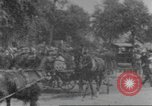 Image of Crowds arriving at outdoor event United States USA, 1905, second 17 stock footage video 65675073425