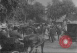 Image of Crowds arriving at outdoor event United States USA, 1905, second 21 stock footage video 65675073425