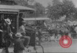 Image of Crowds arriving at outdoor event United States USA, 1905, second 37 stock footage video 65675073425