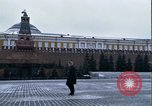 Image of Red Square Moscow Russia Soviet Union, 1970, second 15 stock footage video 65675073438