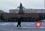 Image of Red Square Moscow Russia Soviet Union, 1970, second 18 stock footage video 65675073438