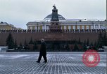 Image of Red Square Moscow Russia Soviet Union, 1970, second 19 stock footage video 65675073438