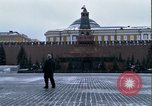Image of Red Square Moscow Russia Soviet Union, 1970, second 21 stock footage video 65675073438
