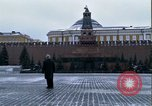Image of Red Square Moscow Russia Soviet Union, 1970, second 22 stock footage video 65675073438