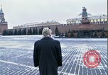 Image of Red Square Moscow Russia Soviet Union, 1970, second 23 stock footage video 65675073438