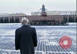 Image of Red Square Moscow Russia Soviet Union, 1970, second 27 stock footage video 65675073438