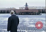 Image of Red Square Moscow Russia Soviet Union, 1970, second 28 stock footage video 65675073438