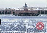 Image of Red Square Moscow Russia Soviet Union, 1970, second 30 stock footage video 65675073438