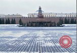 Image of Red Square Moscow Russia Soviet Union, 1970, second 31 stock footage video 65675073438
