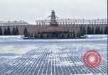 Image of Red Square Moscow Russia Soviet Union, 1970, second 33 stock footage video 65675073438