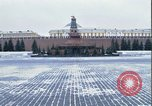 Image of Red Square Moscow Russia Soviet Union, 1970, second 37 stock footage video 65675073438