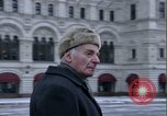 Image of Red Square Moscow Russia Soviet Union, 1970, second 45 stock footage video 65675073438