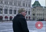 Image of Red Square Moscow Russia Soviet Union, 1970, second 49 stock footage video 65675073438