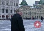 Image of Red Square Moscow Russia Soviet Union, 1970, second 50 stock footage video 65675073438