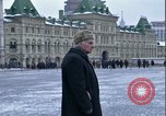 Image of Red Square Moscow Russia Soviet Union, 1970, second 53 stock footage video 65675073438