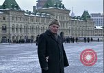 Image of Red Square Moscow Russia Soviet Union, 1970, second 54 stock footage video 65675073438