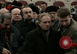 Image of Lenin's Tomb Moscow Russia Soviet Union, 1970, second 24 stock footage video 65675073444