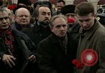 Image of Lenin's Tomb Moscow Russia Soviet Union, 1970, second 25 stock footage video 65675073444