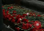 Image of Lenin's Tomb Moscow Russia Soviet Union, 1970, second 38 stock footage video 65675073444
