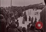 Image of body of Lenin Moscow Russia Soviet Union, 1924, second 20 stock footage video 65675073448