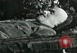 Image of Lenin Moscow Russia Soviet Union, 1924, second 38 stock footage video 65675073453
