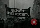 Image of Lenin Moscow Russia Soviet Union, 1924, second 58 stock footage video 65675073453