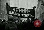 Image of Lenin Moscow Russia Soviet Union, 1924, second 59 stock footage video 65675073453