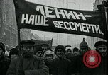 Image of Lenin Moscow Russia Soviet Union, 1924, second 61 stock footage video 65675073453