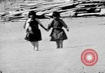 Image of buffalo dance by San Ildefonso Pueblo Tewa Native American Indians San Ildefonso Pueblo New Mexico USA, 1929, second 15 stock footage video 65675073458