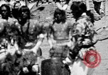 Image of Cloud dance by Tewa Native American Indians of San Ildefonso Pueblo San Ildefonso Pueblo New Mexico USA, 1929, second 3 stock footage video 65675073459
