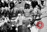 Image of Cloud dance by Tewa Native American Indians of San Ildefonso Pueblo San Ildefonso Pueblo New Mexico USA, 1929, second 4 stock footage video 65675073459