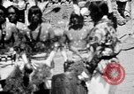 Image of Cloud dance by Tewa Native American Indians of San Ildefonso Pueblo San Ildefonso Pueblo New Mexico USA, 1929, second 5 stock footage video 65675073459