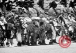 Image of Cloud dance by Tewa Native American Indians of San Ildefonso Pueblo San Ildefonso Pueblo New Mexico USA, 1929, second 15 stock footage video 65675073459