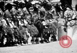 Image of Cloud dance by Tewa Native American Indians of San Ildefonso Pueblo San Ildefonso Pueblo New Mexico USA, 1929, second 22 stock footage video 65675073459