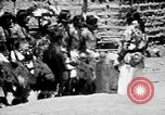 Image of Cloud dance by Tewa Native American Indians of San Ildefonso Pueblo San Ildefonso Pueblo New Mexico USA, 1929, second 61 stock footage video 65675073459