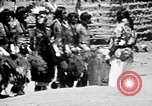 Image of Cloud dance by Tewa Native American Indians of San Ildefonso Pueblo San Ildefonso Pueblo New Mexico USA, 1929, second 62 stock footage video 65675073459